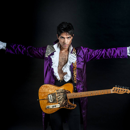 Mark Anthony is Price - Tribute To Prince