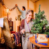 WWII Christmas at Dover Castle