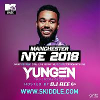 MTV BASE New Years Eve Manchester with Yungen & More Live