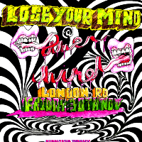 LOSE YOUR MIND @ THE HIND