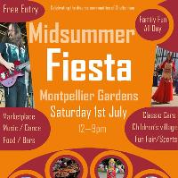 Midsummer Fiesta 2017!!