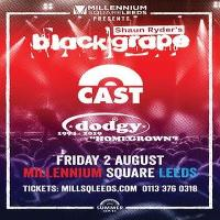 Summer Series Presents Black Grape, Cast and Dodgy