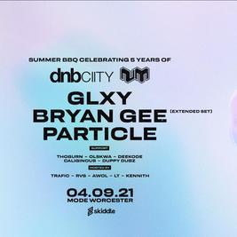 5 Years of DNBCity & Nu:Motive Summer BBQ