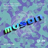Social Avenue presents the Mvson garden party