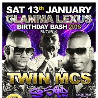 Glamma Lexus Birthday Bash ft So Solid TWiNS