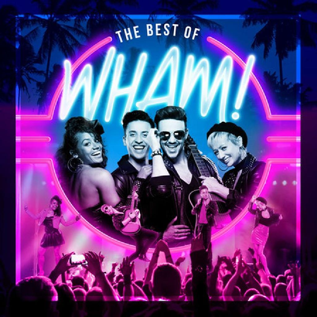 Sweeney Entertainments Presents The Best of Wham 80s