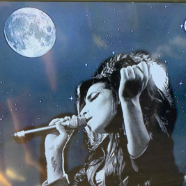 AMY WINEHOUSE No1 Amy Tribute WITH BAND (LAURA JANE BUTLER)