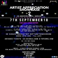 The Artist Appreciation Showcase