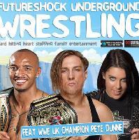 Pro Wrestling LIVE in Prestwich. FutureShock Underground 24!