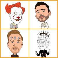Darren Styles, Mark EG & Dougal - Halloween Special