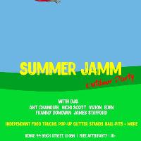 Summer Jamm - All Day Outdoor Rave