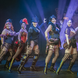 The Velvet Burlesque - Burlesque & Cabaret Dance Class