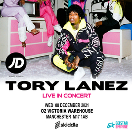 Tory Lanez Live In Concert
