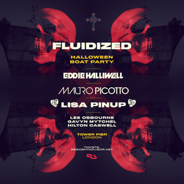 Fluidized presents Eddie Halliwell & Mauro Picotto