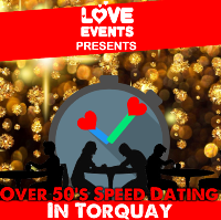 Over 50s Speed Dating In Torquay