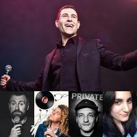 Collywobblers Comedy : Simon Brodkin & more