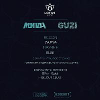 Lotus Audio Presents - Mentah & Guzi