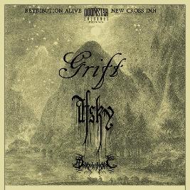 Retribution Alive: Afsky / Grift / Ante-Inferno