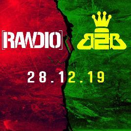 Rawdio & Bloc2Bloc Christmas link up / Riggamortiz Tickets | The Bullingdon Oxford  | Sat 28th December 2019 Lineup