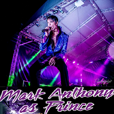 Mark Anthony as Prince (Tribute Artist)