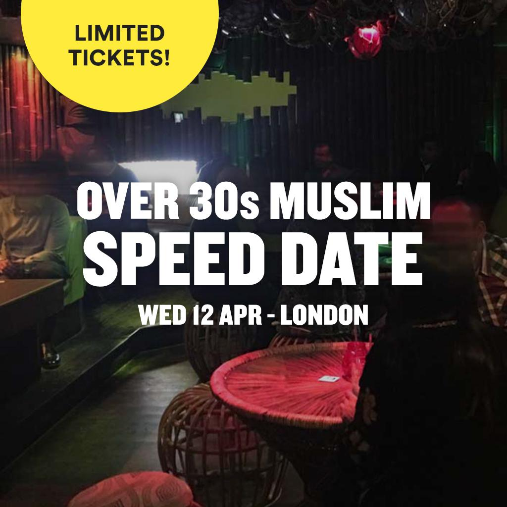 Halal speed dating 2019