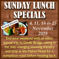 Sunday Lunch Special
