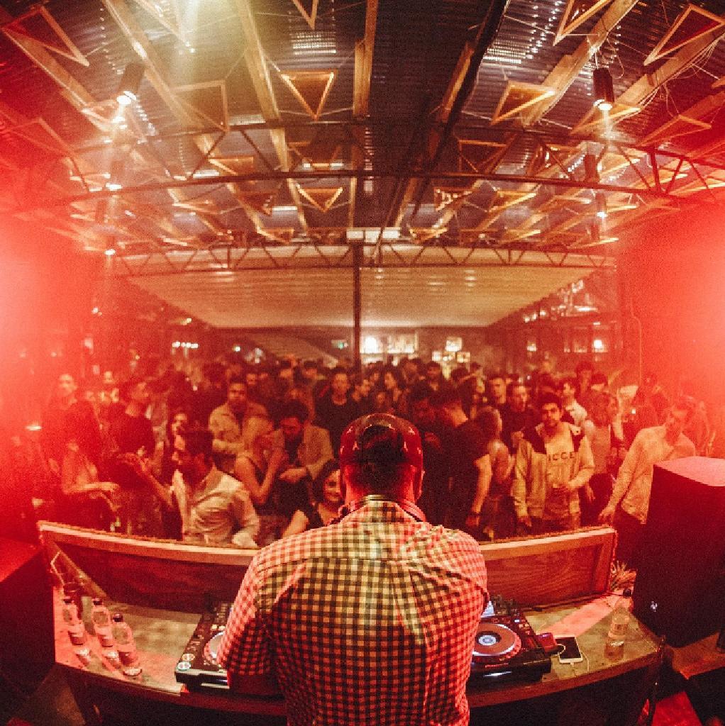 Hideout Festival Launch Party LONDON w/ DOORLY & Secret Guest