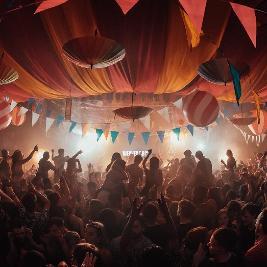Cirque Du Soul: Bristol // Opening Show!   Motion Bristol    Fri 19th March 2021 Lineup