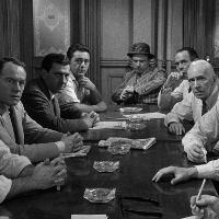 Film: 12 Angry Men (1957; Cert. U;  Crime, Drama)