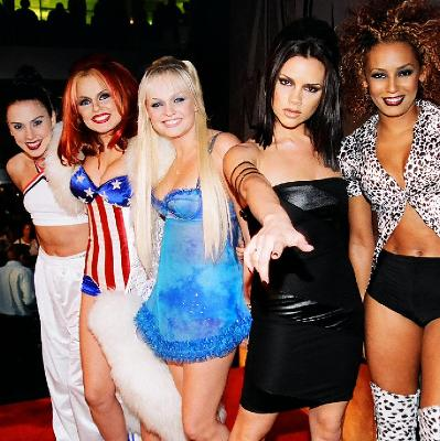 Join us for a trip down spice girls memory lane