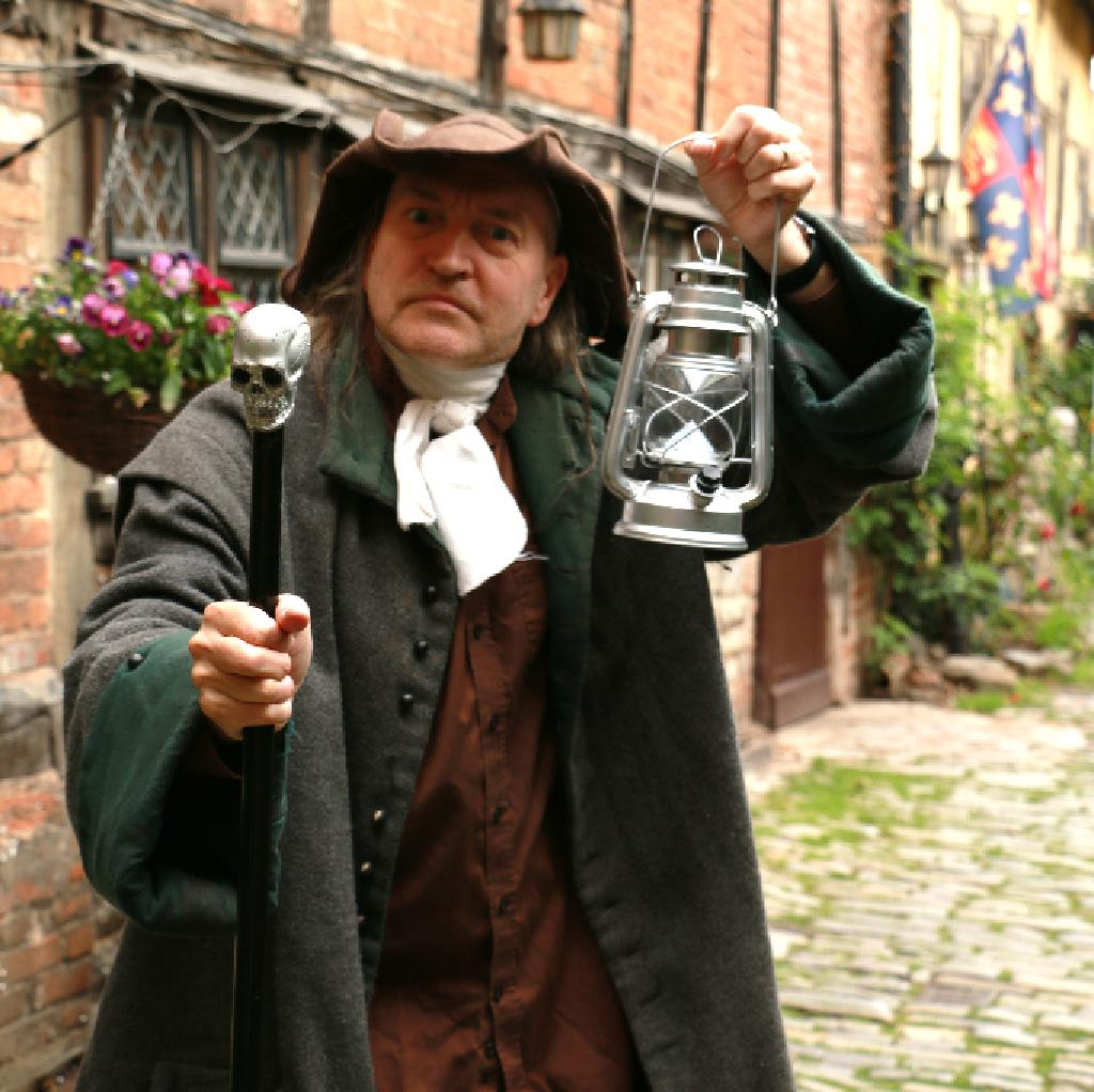 Stratford upon Avon Ghost Tour
