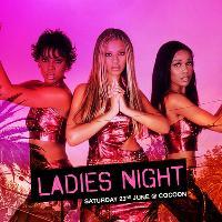 Ladies Night with DJ Regulus | Saturday 23rd June
