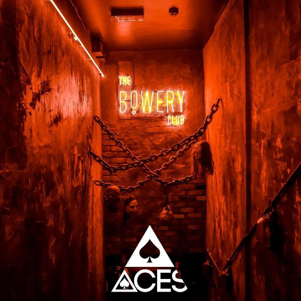 ACES Nottingham Halloween Tickets   The Bowery Club Nottingham ...