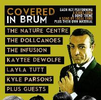 Covered in Brum - The Kinks / James Bond