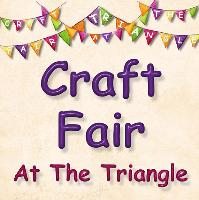 Craft Fair At The Triangle.  Bolton