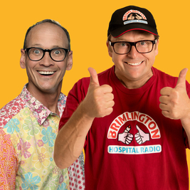 Comedy in the Cloisters with Ivan Brackenbury and Steve Royle
