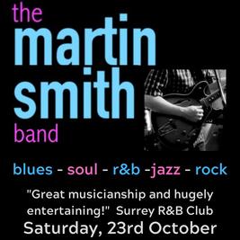 The Martin Smith Band