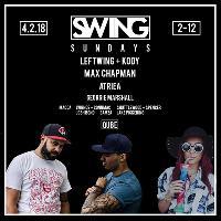 Swing Sundays W/ Max Chapman, Leftwing & Kody, Atriea, Residents