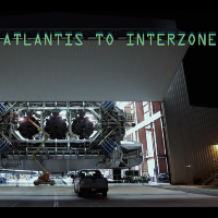 Escape To Atlantis To Interzone