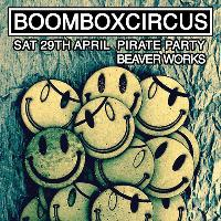 Boombox Circus 'Pirate Party'