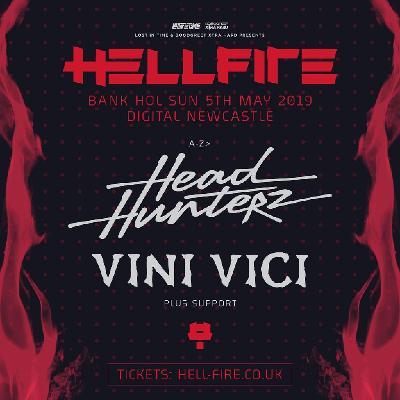 Hellfire 2.0 w/ Headhunterz & Vini Vici