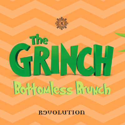 The Grinch- Bottomless Brunch