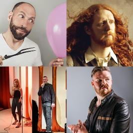 Comedy 42 at the Spirit Works with Adam Bloom  Tickets | The Spirit Works Lichfield  | Sun 29th September 2019 Lineup