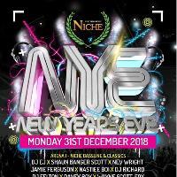 Niche On Tour NYE Extravaganza