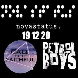 Novastatus + Call To The Faithful + Sleep
