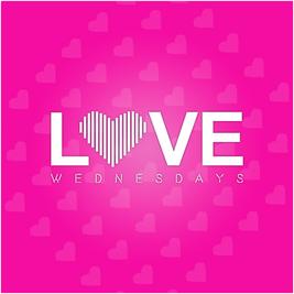 LOVE WEDNESDAYS IS BACK!
