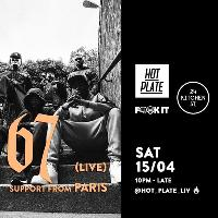 67 (live) + support