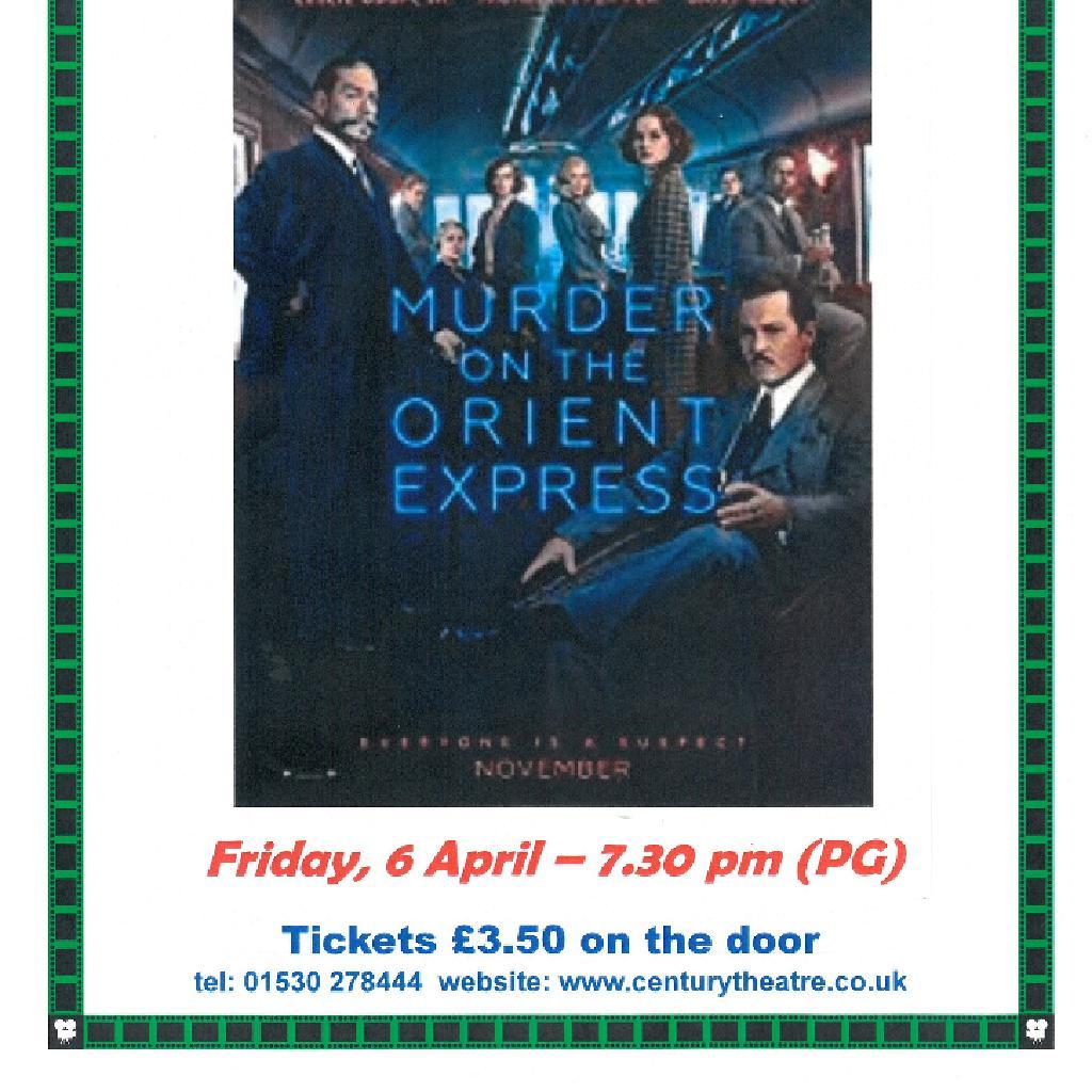 Century Cinema Presents:  Paddington 2