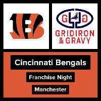 Gridiron & Gravy // Cincinnati Bengals: Bengals UK