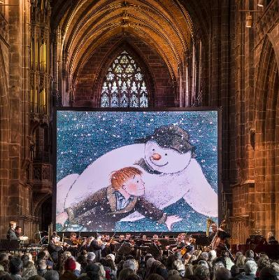 The Snowman with live orchestra